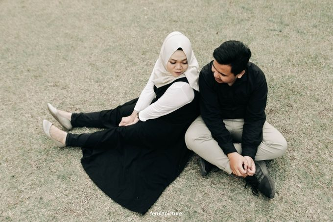 Prewedding Of Intan & Iman by Lengkung Warna - 007