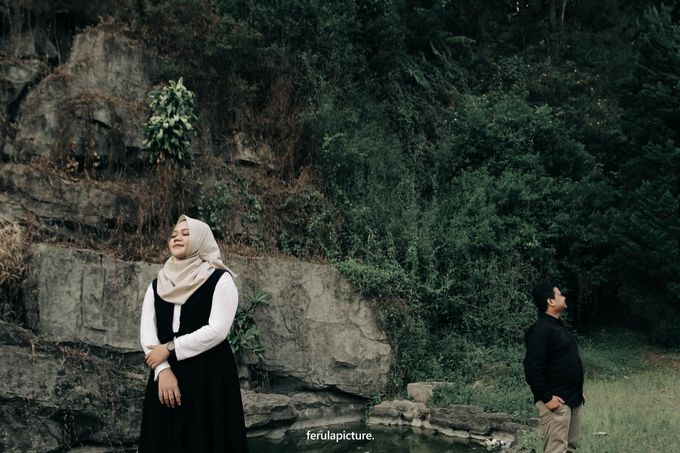 Prewedding Of Intan & Iman by Lengkung Warna - 008