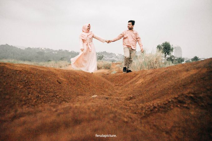 Prewedding Of Intan & Iman by Lengkung Warna - 006