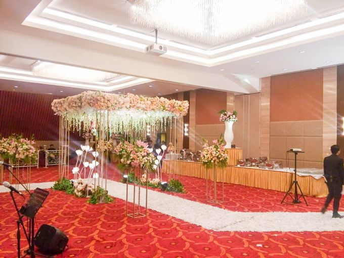 @Graha Mandiri Ballroom by Jevahrei (Menara BTN, Graha Mandiri, UNTAR) - 001