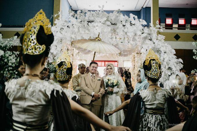 Love Celebration of Intan & Iman by Lengkung Warna - 017