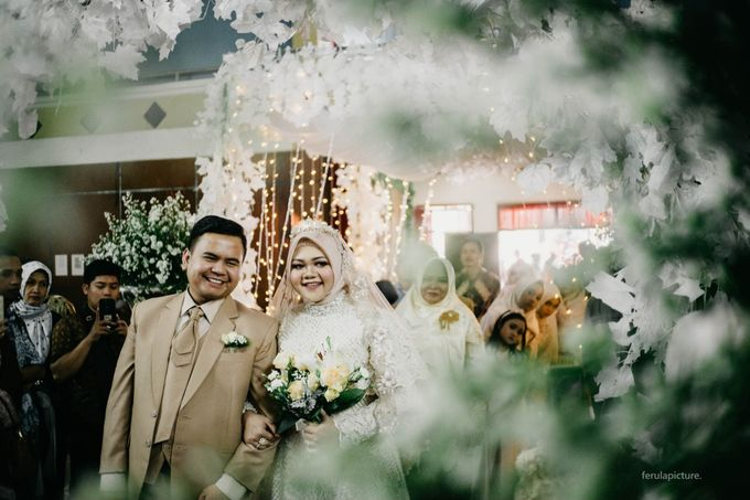 Love Celebration of Intan & Iman by Lengkung Warna - 012