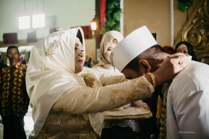 Love Celebration of Intan & Iman by Lengkung Warna - 008