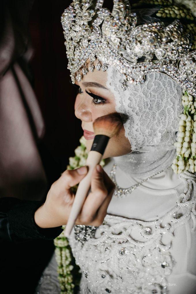 Love Celebration of Intan & Iman by Lengkung Warna - 005