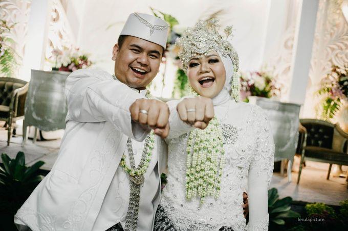 Love Celebration of Intan & Iman by Lengkung Warna - 011
