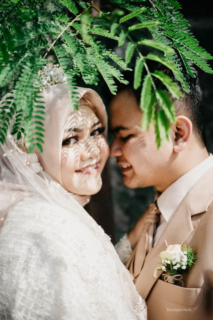 Love Celebration of Intan & Iman by Lengkung Warna - 007