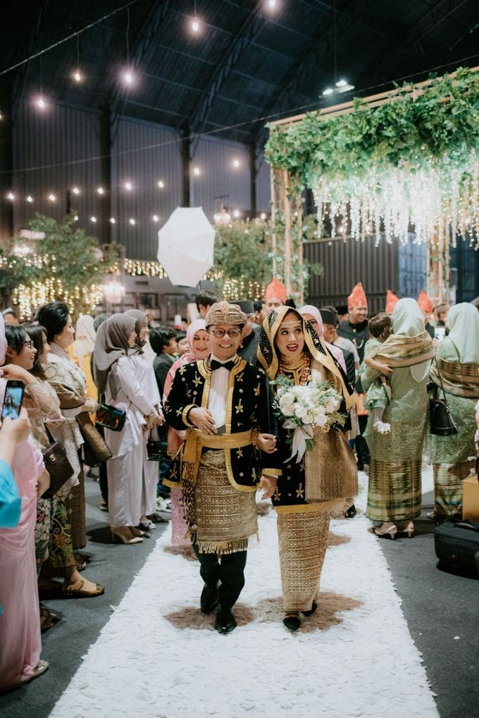 The Wedding of Ms. N by Tiffany's Flower Room - 004
