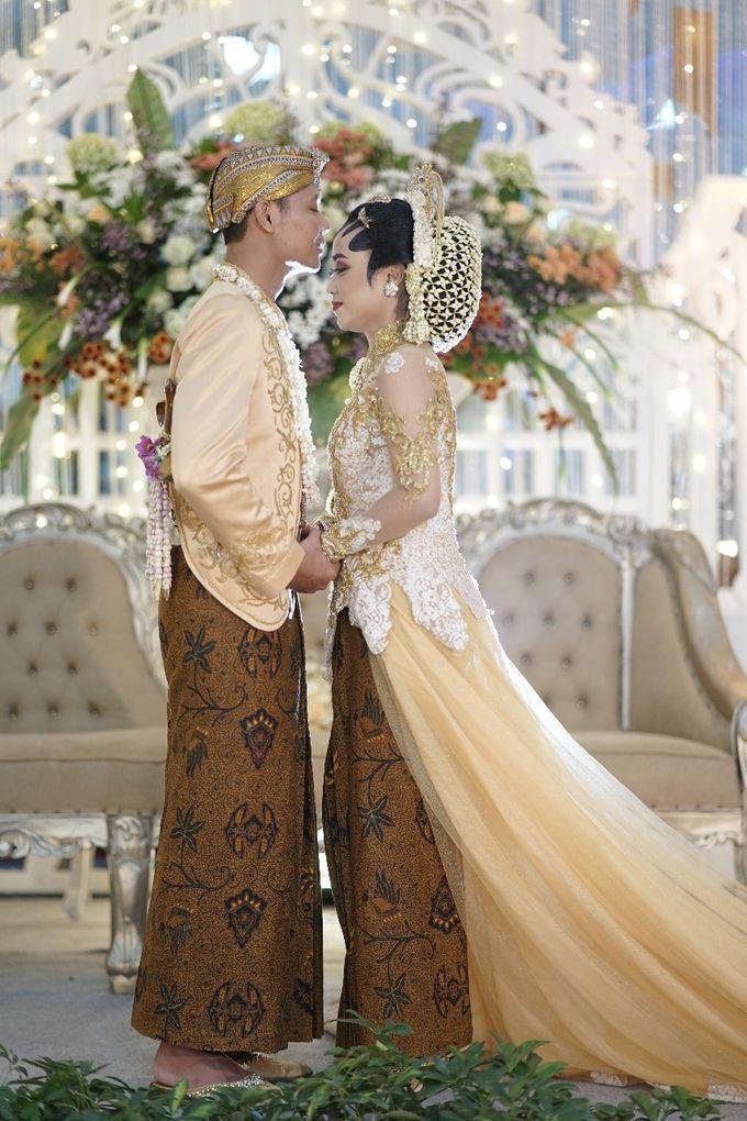 Stefani & Indra Wedding by 24k Organizer - 005