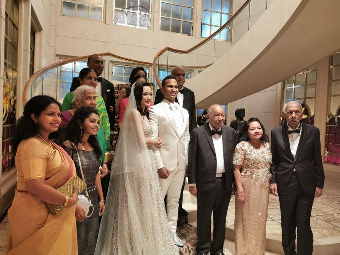 Vik & Danna's Wedding by WillieHaz Hair & Beauty - 003