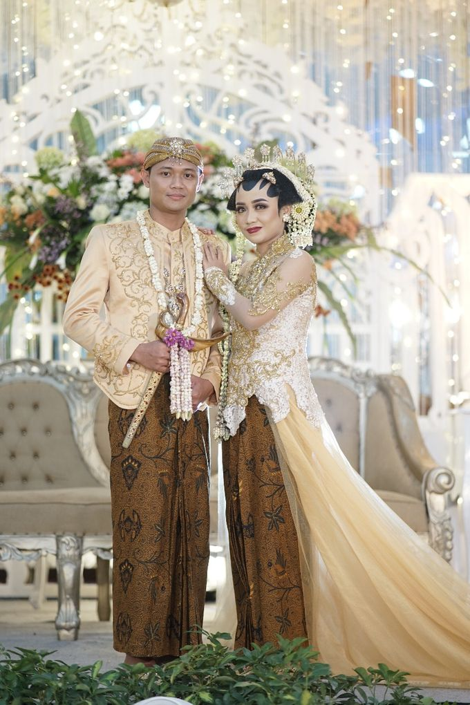 Stefani & Indra Wedding by 24k Organizer - 004