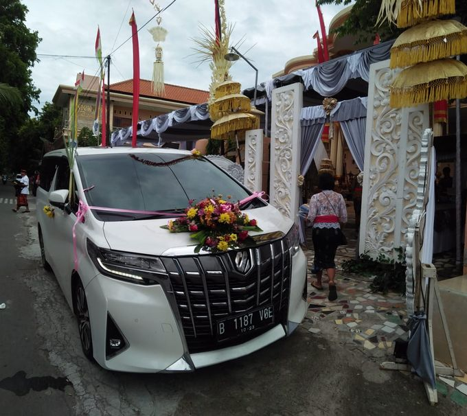 Alphard Rental by Bali Alphard Rental - 004