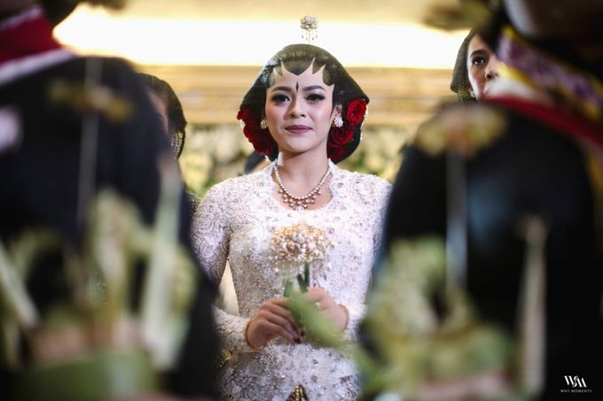 Ayu & Dian by ProjectDEA Wedding Planner - 017
