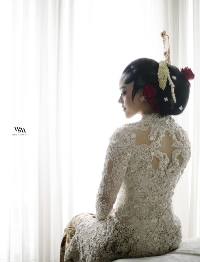 Ayu & Dian by ProjectDEA Wedding Planner - 005