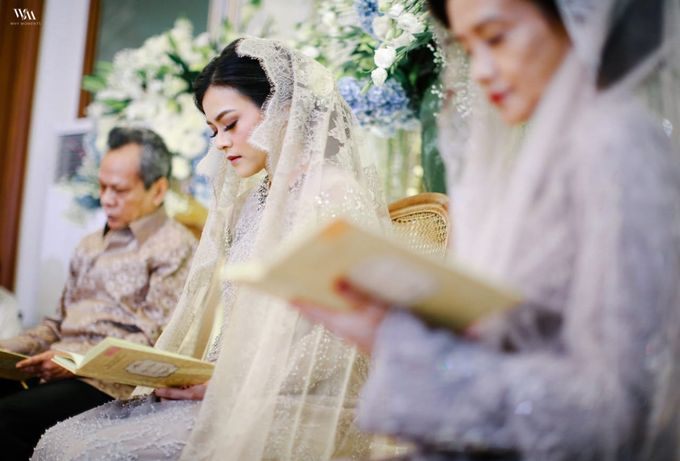 Ayu & Dian by ProjectDEA Wedding Planner - 003