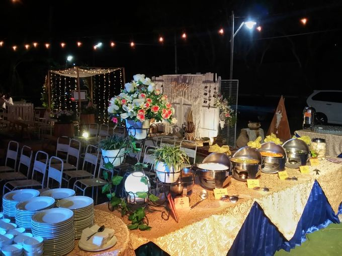Setting Meja Catering by Calia Catering - 009