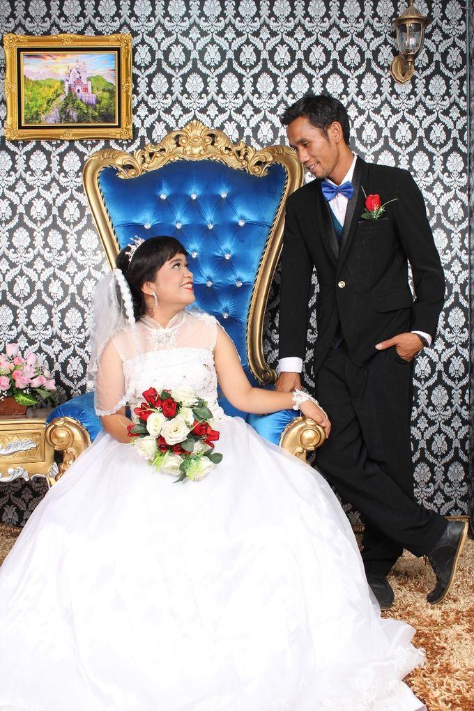 Prewedding Indoor Studio by AMEY CHAN SALON BRIDAL - 008
