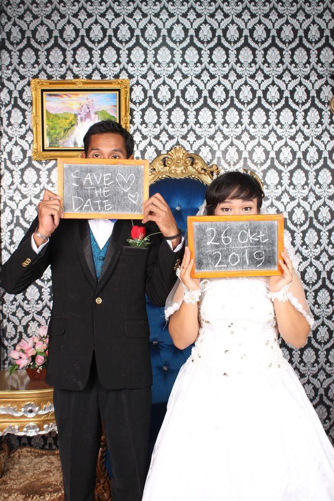 Prewedding Indoor Studio by AMEY CHAN SALON BRIDAL - 007