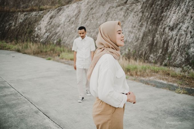 Prewedding Regjna dan Ali by Lengkung Warna - 022