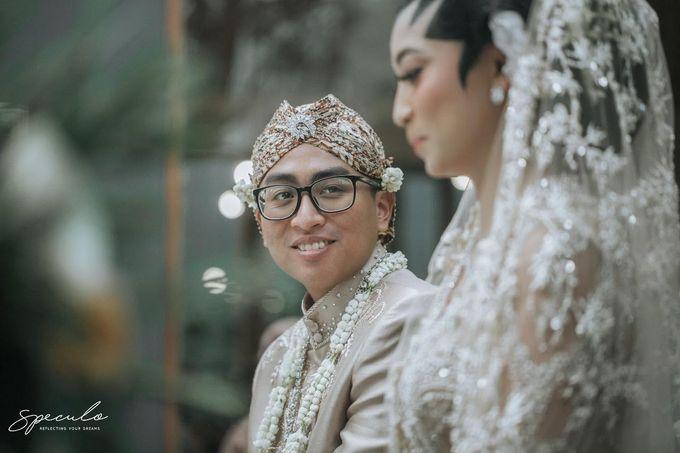 Hanny & Zikha Wedding by Mamie Hardo - 001