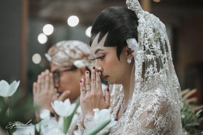 Hanny & Zikha Wedding by Mamie Hardo - 002