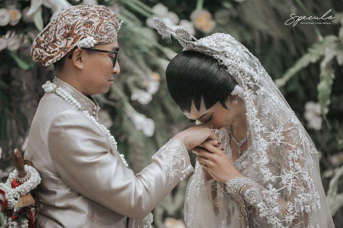 Hanny & Zikha Wedding by Mamie Hardo - 003