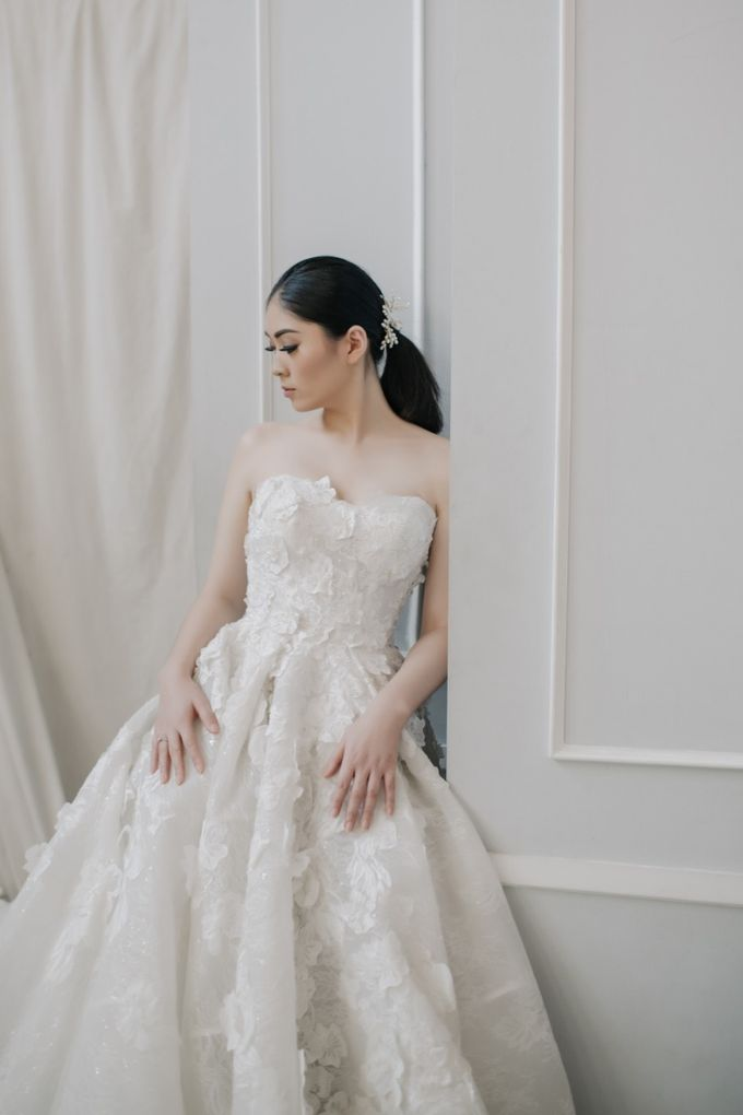 New Wedding Gown Collection by Elina Wang Bridal - 007