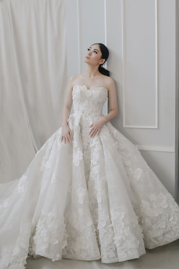 New Wedding Gown Collection by Elina Wang Bridal - 006