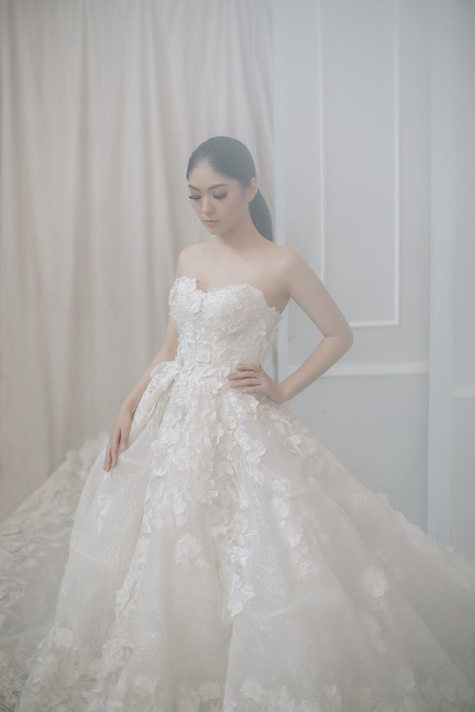 New Wedding Gown Collection by Elina Wang Bridal - 003