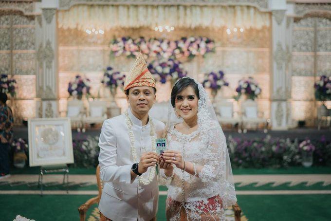Steffie Putra Akad Nikah by Chandira Wedding Organizer - 004