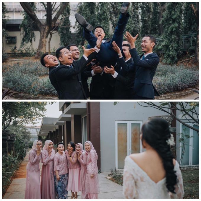 Steffie Putra Resepsi by Chandira Wedding Organizer - 006