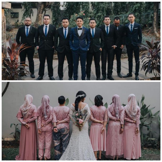 Steffie Putra Resepsi by Chandira Wedding Organizer - 007