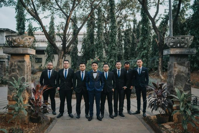 Steffie Putra Resepsi by Chandira Wedding Organizer - 011