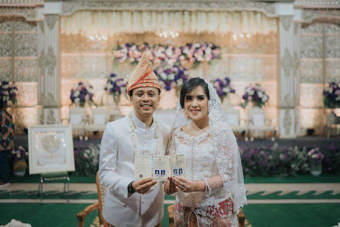 Steffie Putra Akad Nikah by Chandira Wedding Organizer - 005