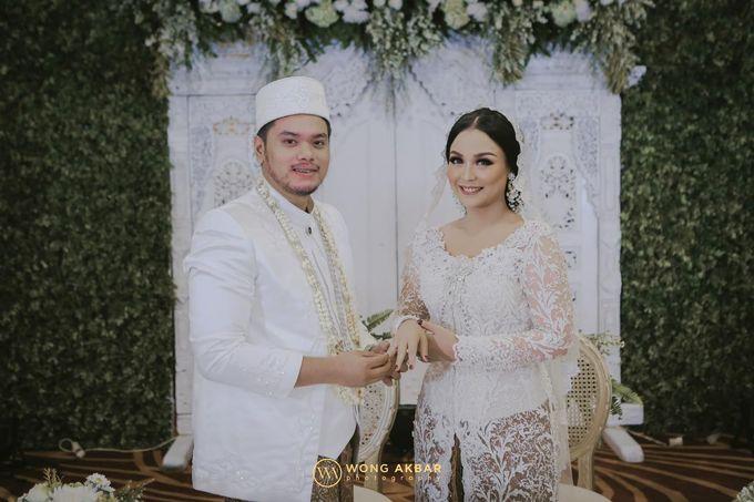 Edhita Aran Akad Nikah by Chandira Wedding Organizer - 016