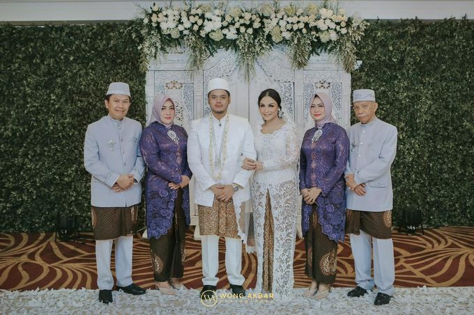 Edhita Aran Akad Nikah by Chandira Wedding Organizer - 006