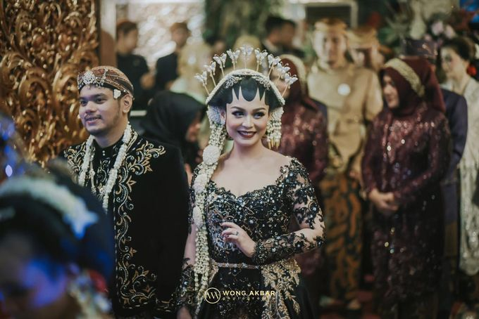 Edhita Aran Resepsi by Chandira Wedding Organizer - 020