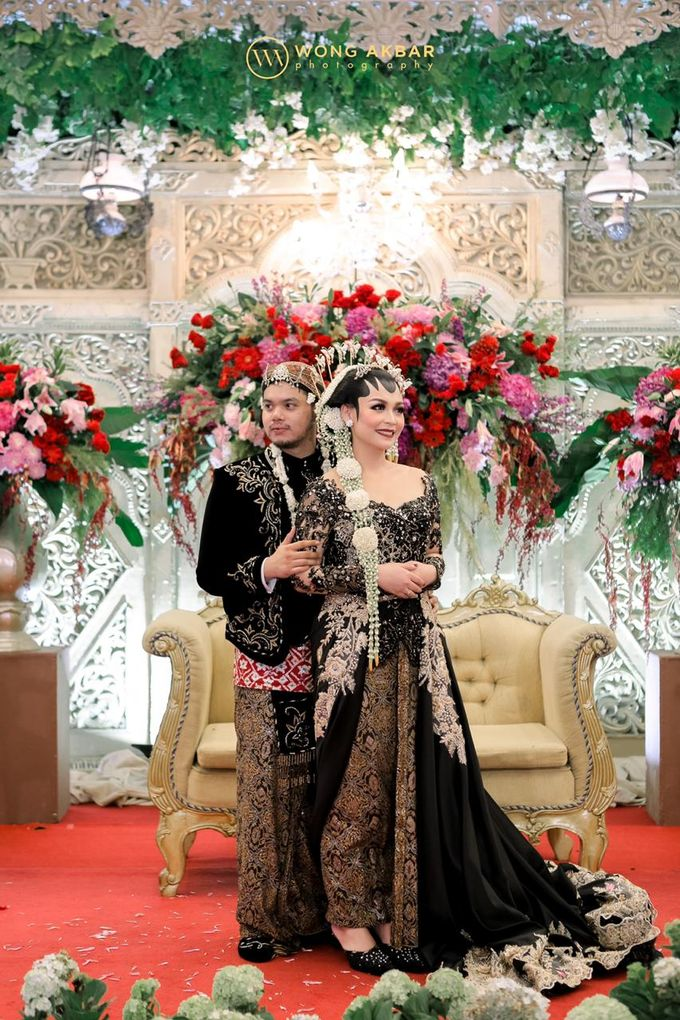 Edhita Aran Resepsi by Chandira Wedding Organizer - 019