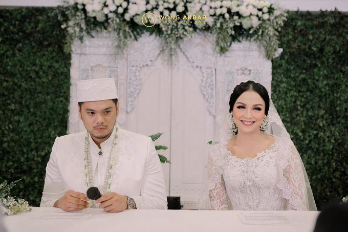 Edhita Aran Akad Nikah by Chandira Wedding Organizer - 024