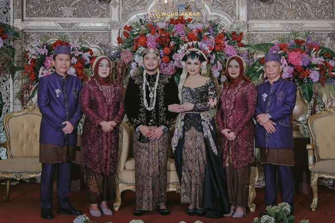 Edhita Aran Resepsi by Chandira Wedding Organizer - 013