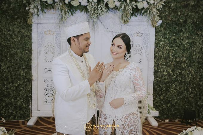 Edhita Aran Akad Nikah by Chandira Wedding Organizer - 026