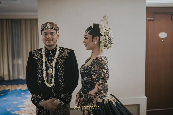 Edhita Aran Resepsi by Chandira Wedding Organizer - 011