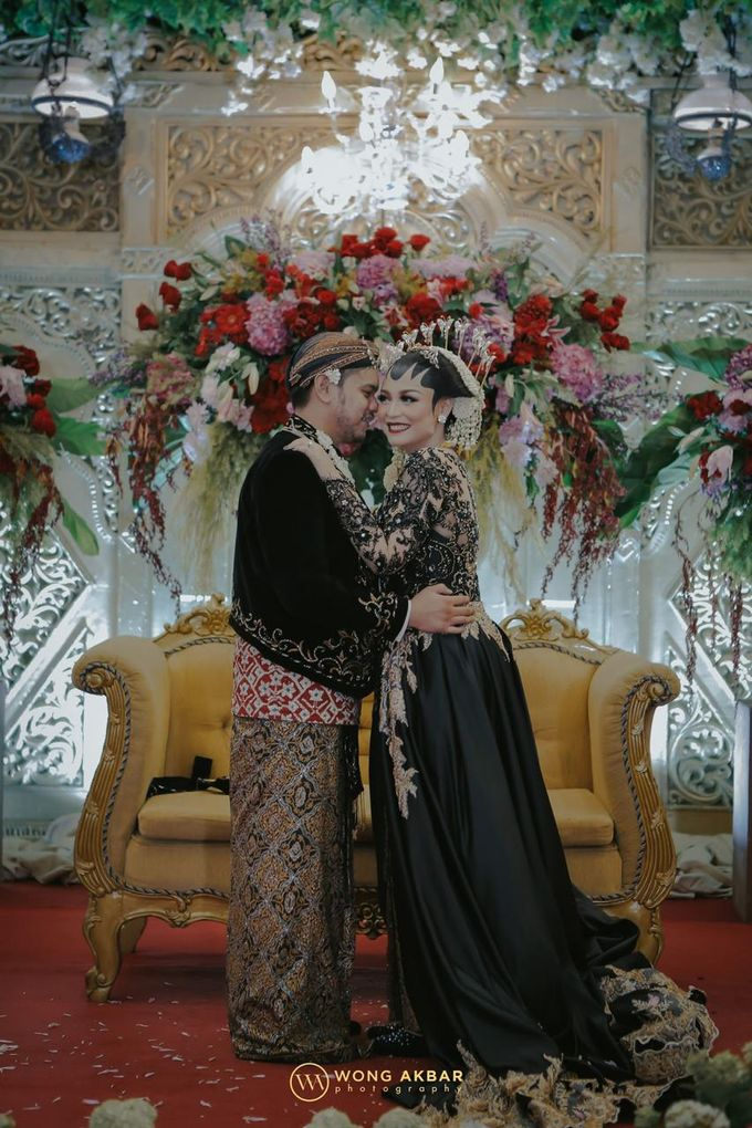 Edhita Aran Resepsi by Chandira Wedding Organizer - 016