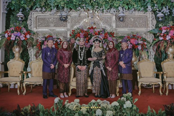 Edhita Aran Resepsi by Chandira Wedding Organizer - 018