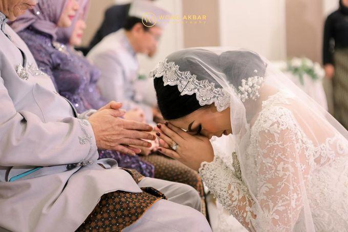 Edhita Aran Akad Nikah by Chandira Wedding Organizer - 021