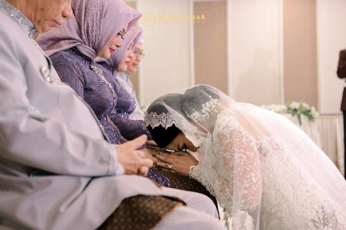 Edhita Aran Akad Nikah by Chandira Wedding Organizer - 022