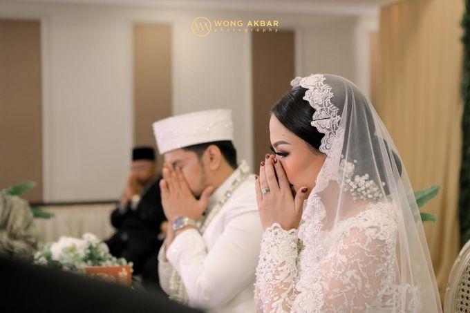 Edhita Aran Akad Nikah by Chandira Wedding Organizer - 001