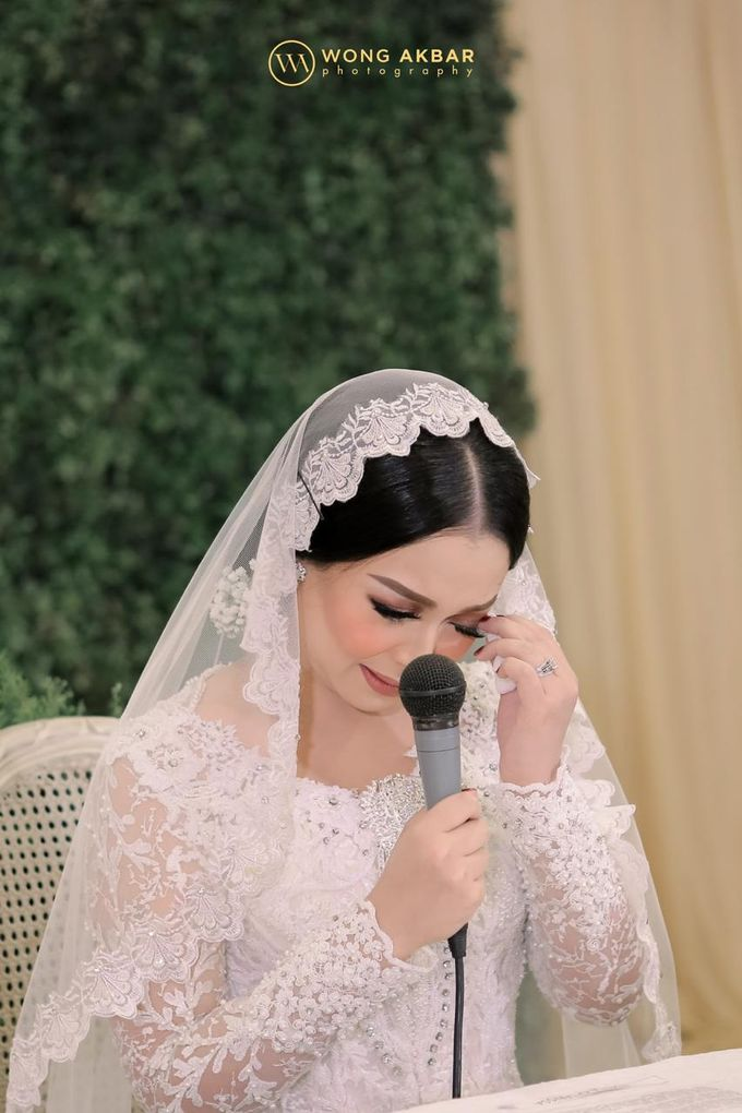 Edhita Aran Akad Nikah by Chandira Wedding Organizer - 008