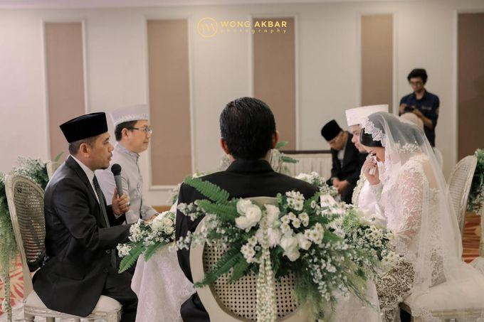 Edhita Aran Akad Nikah by Chandira Wedding Organizer - 005