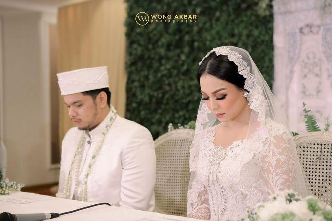 Edhita Aran Akad Nikah by Chandira Wedding Organizer - 003