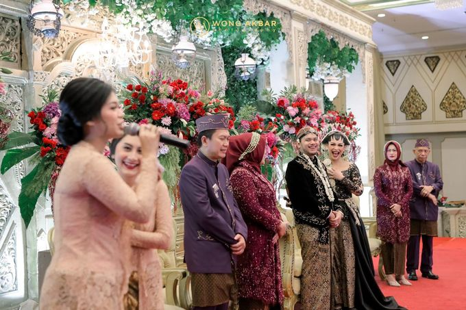 Edhita Aran Resepsi by Chandira Wedding Organizer - 015